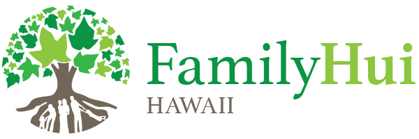 Family Hui Hawaii Retina Logo